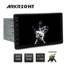 Wifi/GPS/Bluetooth 32GB Din autoradio