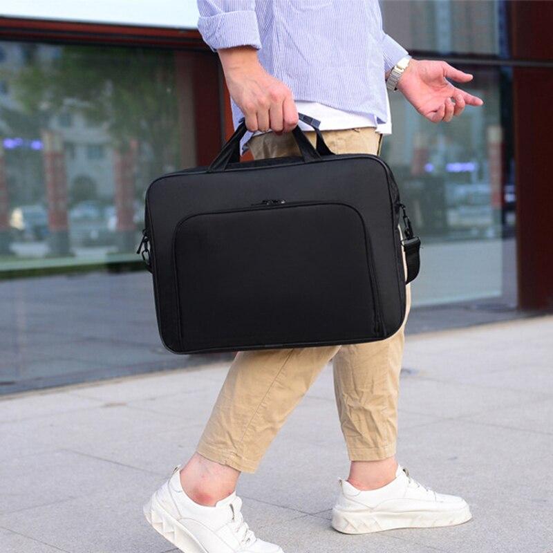 Handbag Business Briefcase Laptop Bag 15 17 inch Notebook Bag Shoulder Messenger Laptop Case For Macbook Air Pro Thinkpad DELL Pakistan