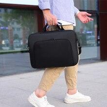 Handbag Business Briefcase Laptop Bag 15 17 inch Notebook Bag Shoulder Messenger Laptop Case For Macbook Air Pro Thinkpad DELL