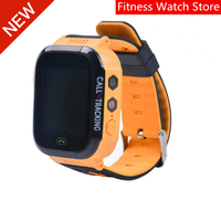 Q02 Children Smart Watch Camera Lighting Touch Screen SOS Call  LBS Tracking Location Finder Kids Baby Smart Watch kids pk Q529 Smart Watches     -