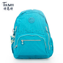 Tegaote рюкзак для отдыха; Рюкзак ноутбука Нейлон back to school