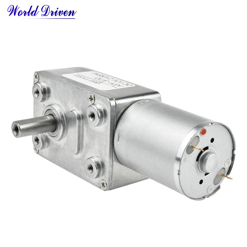Micro Worm Gear Jgy370 Details For Bank Equipment High Quality Xinyongtai Motor Co Ltd