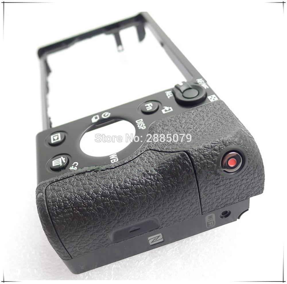 New Original Repair Parts For Sony ILCE-7 ILCE-7S ILCE-7R A7 A7S A7R Rear Cover Shell Back Case With SD Card Door Cover