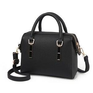 Image 1 - YINGPEI Frauen Nachricht Handtasche Mode Top Griff Schulter Taschen Kleine Casual Körper Tasche Totes Berühmte Marken Designer Hohe Qualität