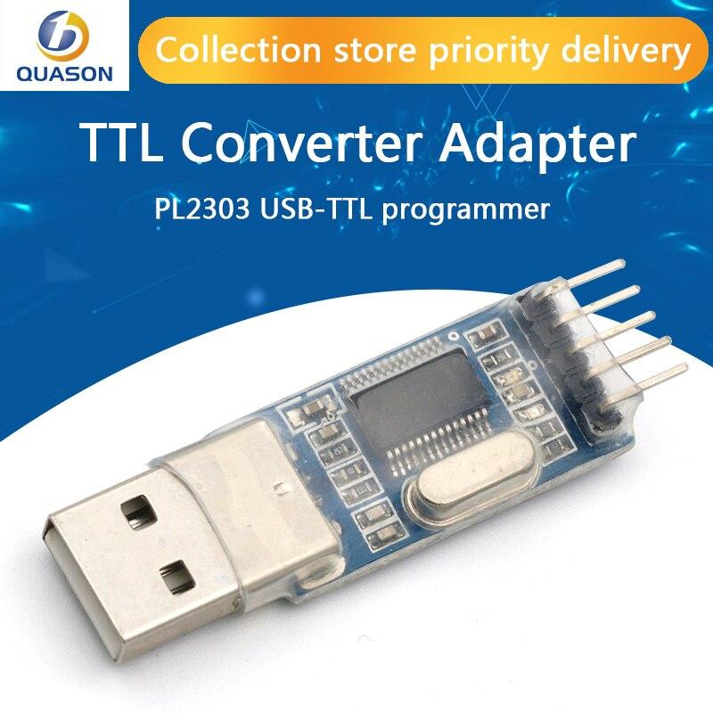 PL2303 USB к TTL / USB-TTL / STC микроконтроллер программатор/PL2303 USB к RS232 TTL конвертер адаптер модуль