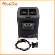 Купить центральный подлокотник с USB для Golf 7 MK7 на Алиэкспресс