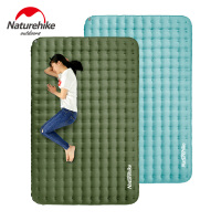 Naturehike NH19QD010 TPU Inflatable Camping Double Sleeping Pad Mat Mattress For Backpacking Hiking Travel Self driving Tour
