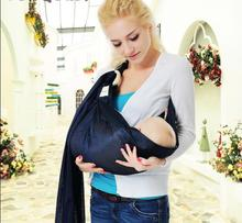 Baby Carrier Sling For Newborns Soft Solid Infant Wrap Breathable Wrap Hipseat Breastfeed Birth Comfortable Nursing Cover ZL172