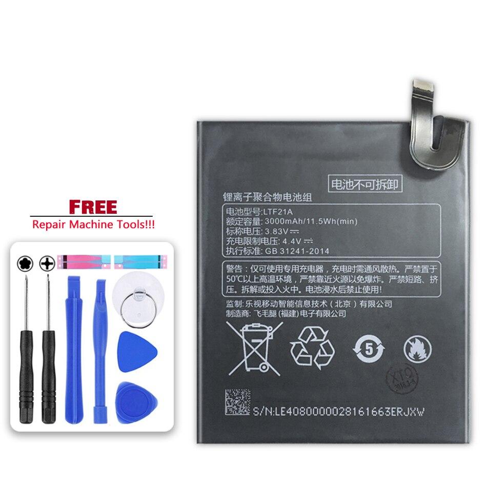 For Letv LeEco Le 2 (pro) Le 2S Le S3 X20 X626 X528 X621 X625 X25 X525 X620 X520 X5 Battery LTF21A 3000mAh Phone Battery