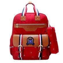 Детская школа рюкзак водонепроницаемый сумки для мальчики ортопедические ребенок студент рюкзак мочила infantil для