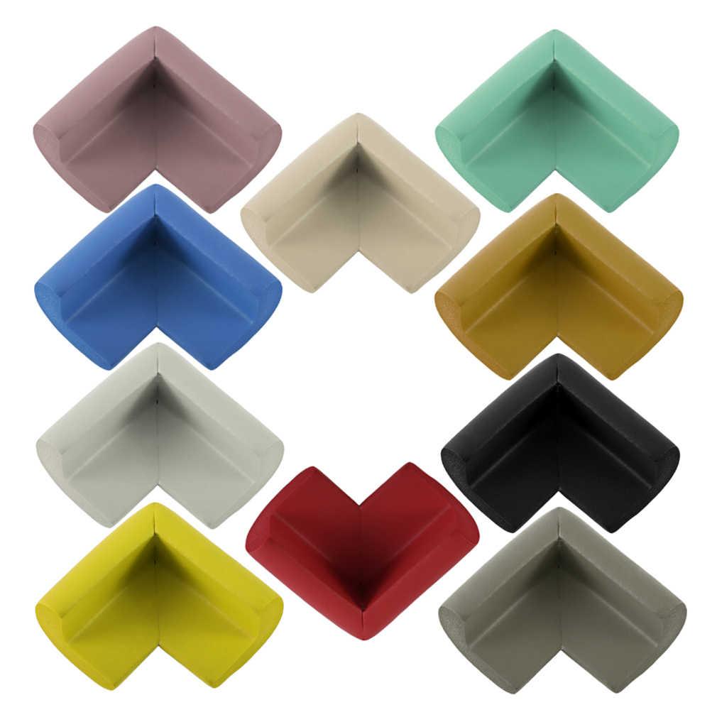 ¡Caliente! almohadillas de protección antichoque para bebés Manbobaby Super gruesas para niños pequeños en forma de U, mesa, esquina, cojín protector de seguridad, nueva venta