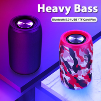 ZEALOT S32 Portable Bluetooth Speaker Wireless Subwoofer 3D Bass Stereo Support Micro SD Card AUX USB Flash Drive Play