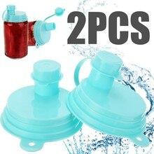 2 шт многоразовые безалкогольные пивные бутылки с верхней крышкой, герметичные крышки для напитков, аксессуары для дома, бара, кухни, крышки для газированных банок