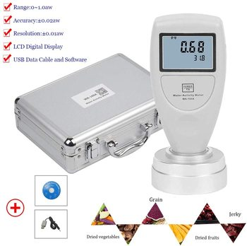 WA-160A Portable Water Activity Meter with USB Data Cable and Software Food Beef Jerky Fruit Jerky Dried Vegetables Measurement фото