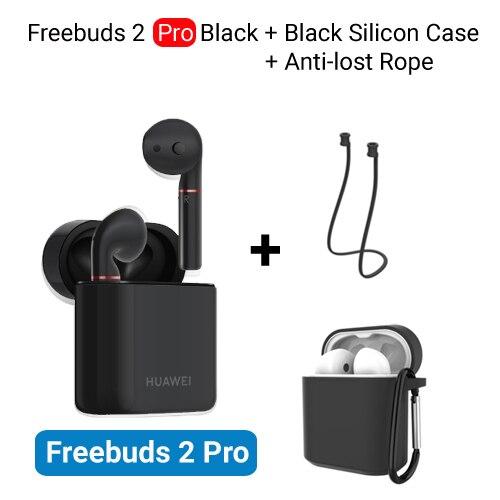 Huawei freebud 2 Pro casque sans fil Hi-Fi TWS Bluetooth écouteur étanche IP54 contrôle du robinet Charge sans fil