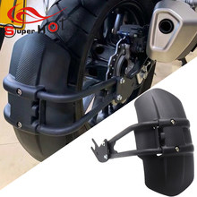 Capa traseira de motocicleta para kawasaki, acessório versys1000 klz1000 versys 1000