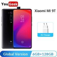 Global Version Xiaomi MI 9T Redmi K20 6GB 128GB Snapdragon 730 Octa Core 6.39 48MP Triple Pop up Camera NFC 4000mAh Smartphone