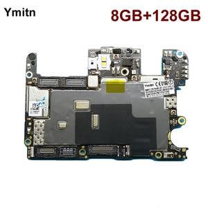 Image 1 - Ymitn odblokowana płyta główna płyty głównej płyta główna płyta główna z chipsetem obwodów Flex Cable płyta główna dla OnePlus 5 OnePlus5 A5000 128GB
