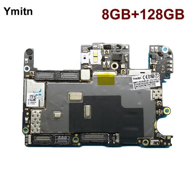 Ymitn odblokowana płyta główna płyty głównej płyta główna płyta główna z chipsetem obwodów Flex Cable płyta główna dla OnePlus 5 OnePlus5 A5000 128GB