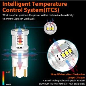 Image 3 - IJDM W5W LED T10 CANbus ไม่มีข้อผิดพลาดรถ 168 194 สัญญาณไฟเลี้ยวไฟด้านข้าง MARKER Light Back Up ไฟย้อนกลับ 12 V 32 V