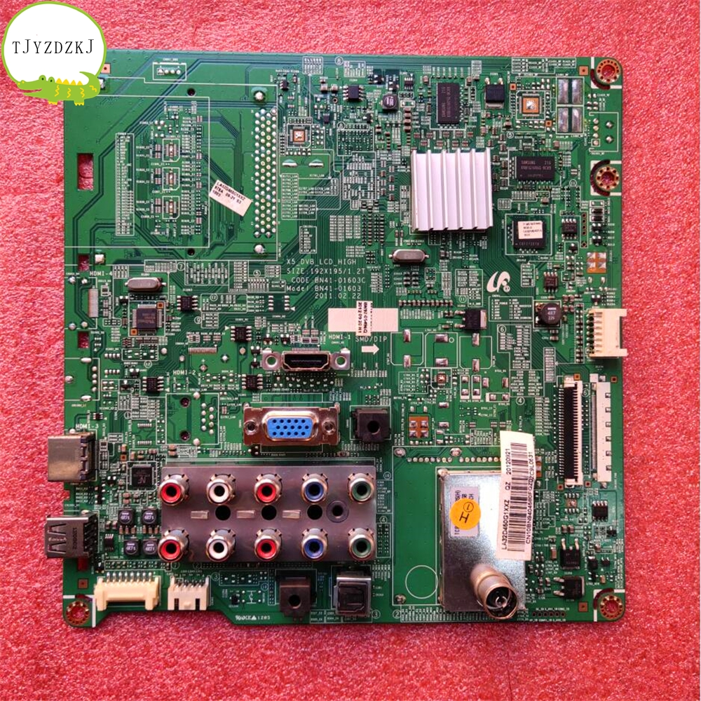 Good Test Original Motherboard BN41-01603C For SAMSUNG LE32D450G1W/XXH LE32D450G1W Bn94-04580f BN41-01603