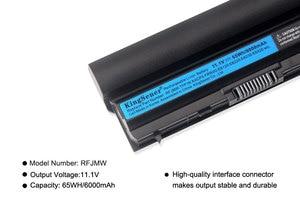 Image 5 - KingSener 11.1 V 6000 mAh 새로운 RFJMW DELL Latitude E6320 E6330 E6220 E6230 E6120 FRR0G KJ321 K4CP5 J79X4 7FF1K