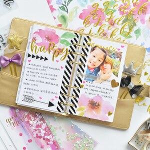 Image 2 - Lovedoki Sequins Series Spiral Notebook Notebooks And Journals Dokibook Agenda 2019 Planner Organizer Diary School Stationery