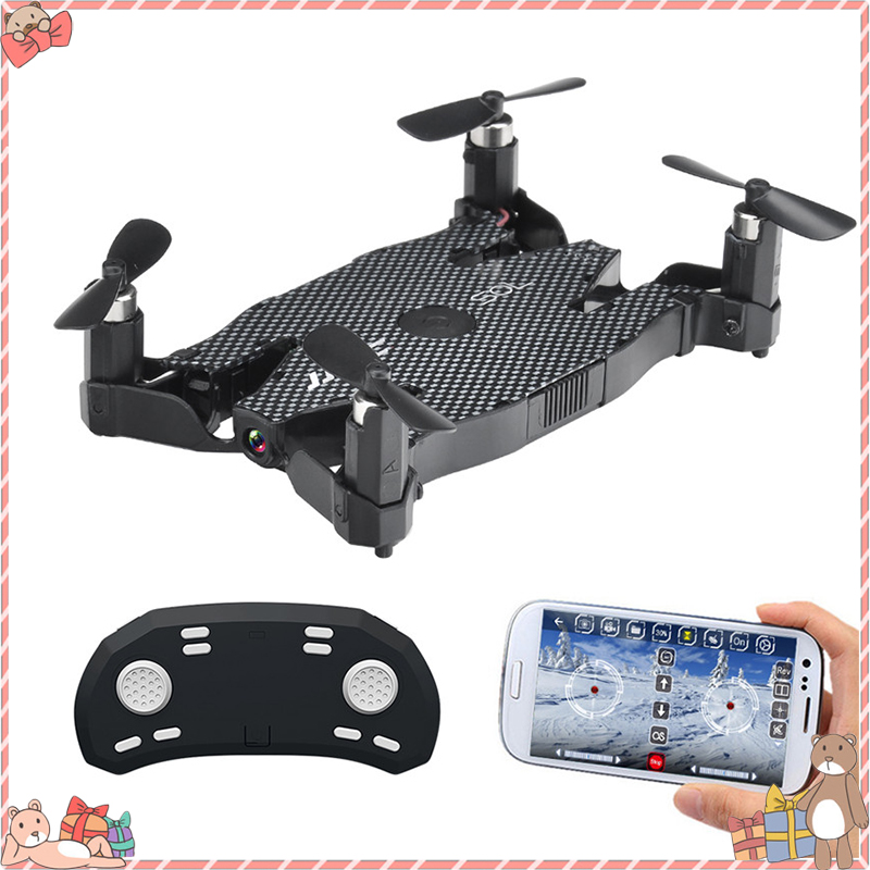 Drone H49 H49WH RC Mini Drone with 720P HD Wifi FPV Camera Helicopter RC Drone One Key Return Altitude Hold VS H37