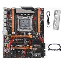 Чипсет X99 материнская плата с LGA 2011-3 GAMING8 Н3 Турбо АТХ с USB3.0 с SATA3.0 м. 2 встроенный SSD-накопитель поддержка оперативной памяти DDR3 с ECC и Xeon Е5 процессора серии В3