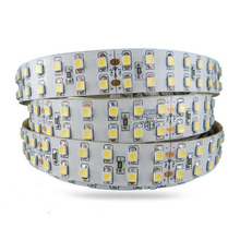 цена на SMD 3528 240 LED Light Strip DC12V/24V IP65 Waterproof Diode Ribbon Flexible Tape Lamp 19.2W/M LED Indoor Decor Lighting