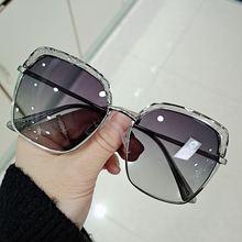 Женские винтажные солнцезащитные очки квадратные поляризационные