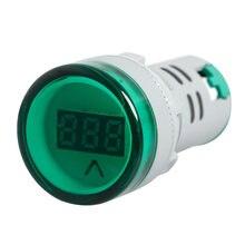 22 мм светодиодный цифровой дисплей измеритель напряжения вольт