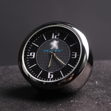 Car Quartz Clock Socket Clock Car Interior Fragrance Electronics For Peugeot 308 408 5008 4008 etc. Clock accessories