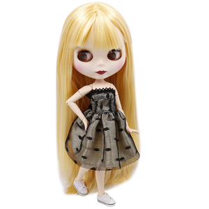 Image 2 - ICY DBS Blyth doll 1/6 Joint Body white and tan skin BJD matte face or glossy face