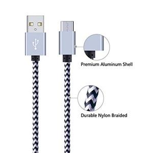 Image 4 - Olnylo USB Tipo di Cavo C per Uno Più 6 5t Rapida Ricarica USB C Veloce di Ricarica USB Cavo del Caricatore per Samsung Galaxy S10 S9 S8 Più
