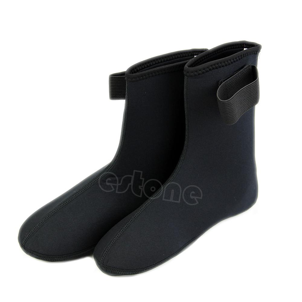 Swimming Pool 3mm Neoprene Watersport Socks Diving Scuba Surfing Swim Wetsuit Snorkeling Boots