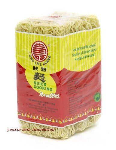 [6x 500g] LONG LIFE BRAND Pasta Da Cucina Veloce / Tagliatelle Veloci Da Cucina / Wok / Mie