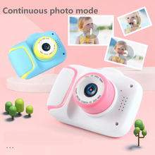 New children's camera 2.0 inch IPS eye protection screen high-definition screen
