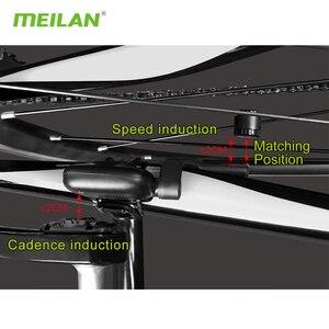 Image 5 - Meilan C3 беспроводной датчик скорости/частоты вращения педалей Водонепроницаемый Bluetooth BT4.0 датчик e