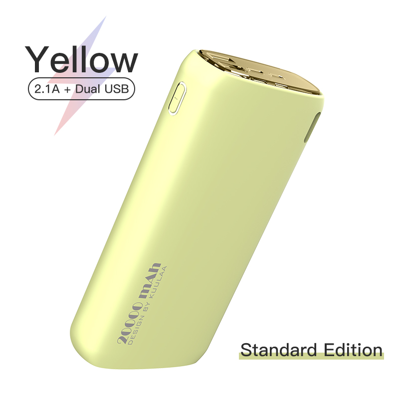 2.1A Yellow