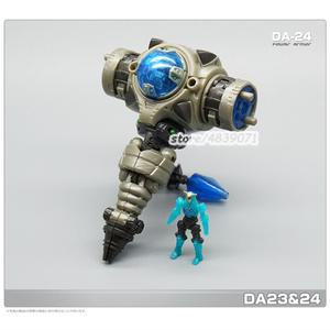 Image 5 - MFT Transformation planète perdue puissance costume DA23 DA24 DA26AB 4in1 diacalone figurine Robot jouets