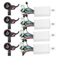 Shift Schalter Zubehör Universal Roller Panel LCD Display 24V 36V 48V 60V 250W 350W elektrische Fahrrad Controller Parts Control-in E-Bike Zubehör aus Sport und Unterhaltung bei