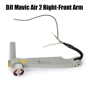 Image 3 - Original DJI Mavic Air 2 Motor Arm Front / Rear Aircraft Arm Module Drone Replacement Repair Spare Parts Left Front Right Back