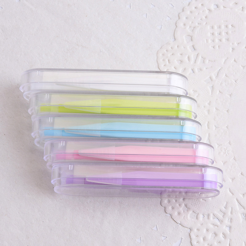 New Hot Portable Contact Lens Special Tweezer Stick Set Mini Travel Kit For Inserting SMR88