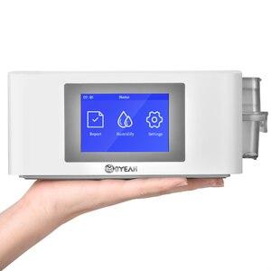 Image 2 - MOYEAH נסיעות מיני BPAP נשימה מכונה נייד אוטומטי BIPAP הנשמה ציוד רפואי עם מסכת צינור אנטי לנחור דום נשימה בשינה