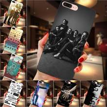 Indie Rock Band Imagine Dragons For Apple iPhone 4 4S 5 5S SE 6 6S 7 8 Plus X XS Max XR Soft Silicone TPU Black Custom Design(China)
