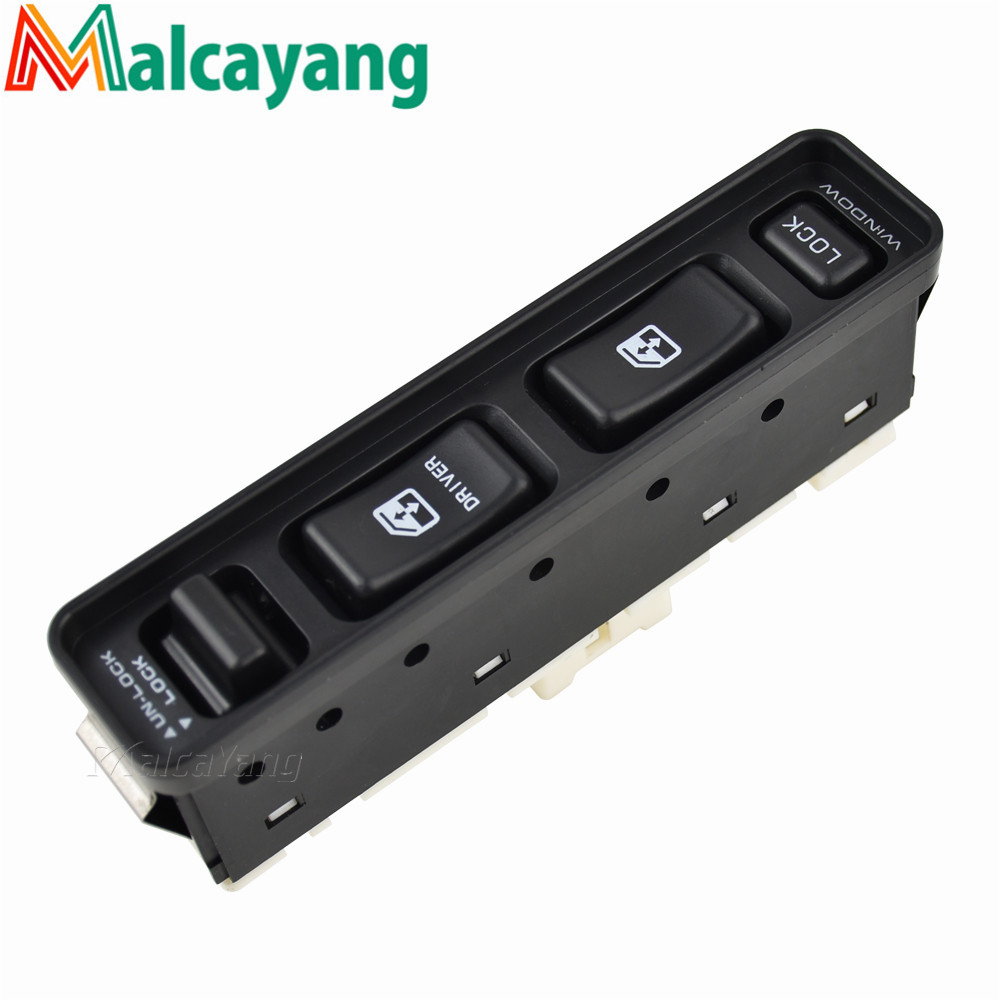 Electric Power Window Master Switch Motor Control For 1993-1994 Nissan Altima