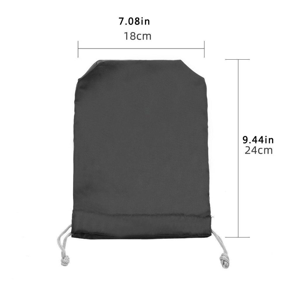 Портативный мягкой тканью водонепроницаемый защитный мешок для хранения дронов корпус чехол протектор для DJI Мавик мини беспилотный аксессуары