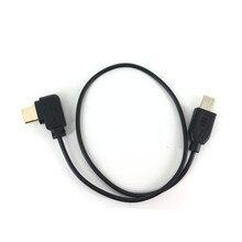 USB C to Micro USB Camera Control Cable for DJI RSC2 RS2 & Nikon Z50 D850 D500 Fuji XH1 XT2 G9 Camera TypeC to Micro USB