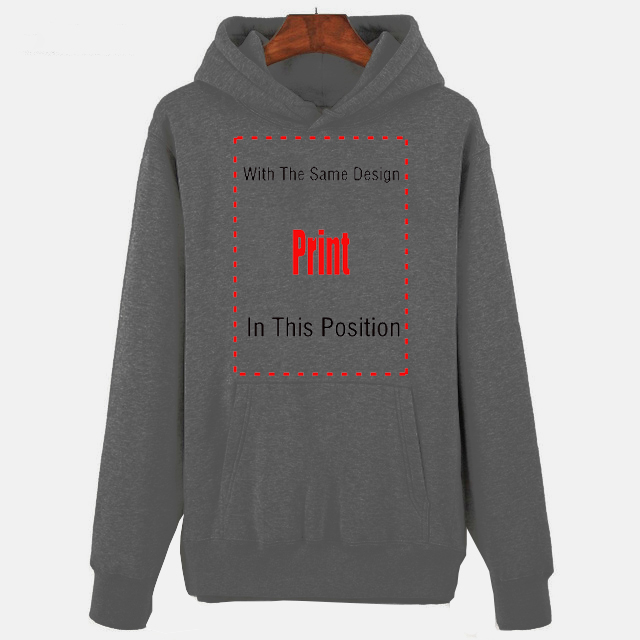 Full Zip Hooded Sweatshirt LINCOLN    S-M-L-XL-XXL-XXXL